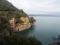 Küste um Portofino