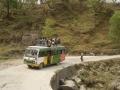 Strasse Katmandu-Besisahar